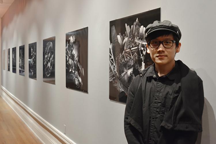 2016 Exhibition Award winner Linxiang Wu Flux Gallery