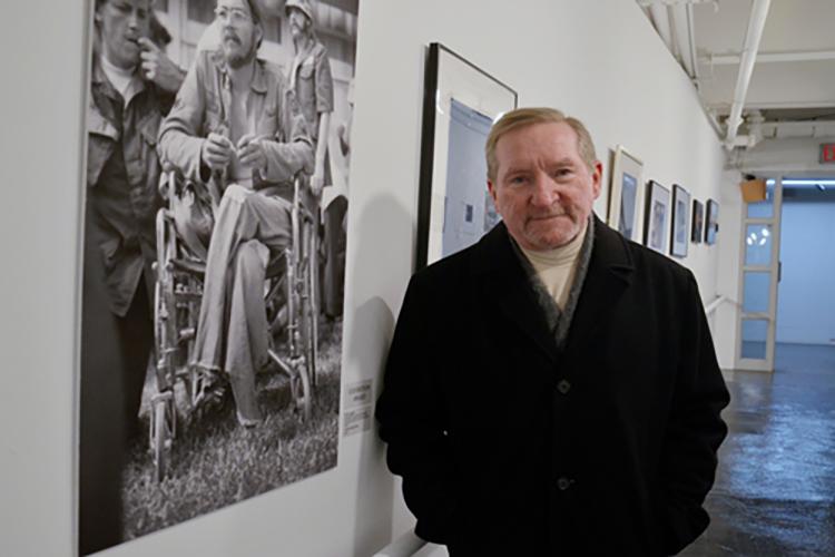 2017 Exhibition Award Winner Orin Langelle Underground Gallery