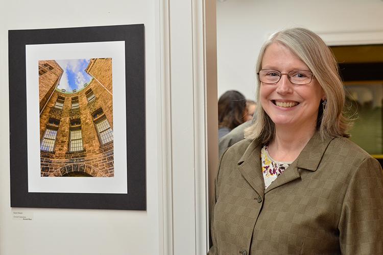 Exterior Views: The Richardson Olmsted Complex, 2nd place winner Karen Streech 3rd floor Passageway Gallery