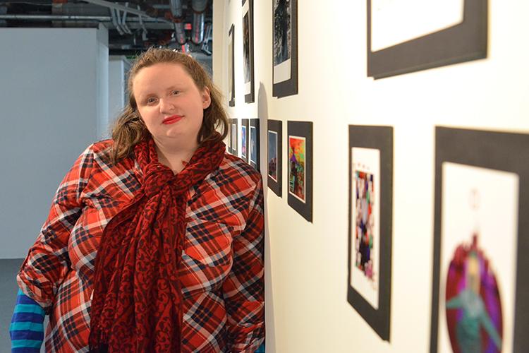 CEPA teaching artist   Michelle Neumann Focus Gallery