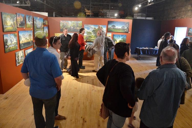 Eric Evinczik Exhibition