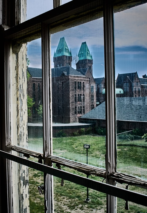 First Place James Wagner Natural Light - 2017 Richardson Olmsted Campus Photography Contest - CEPA Gallery - Buffalo NY