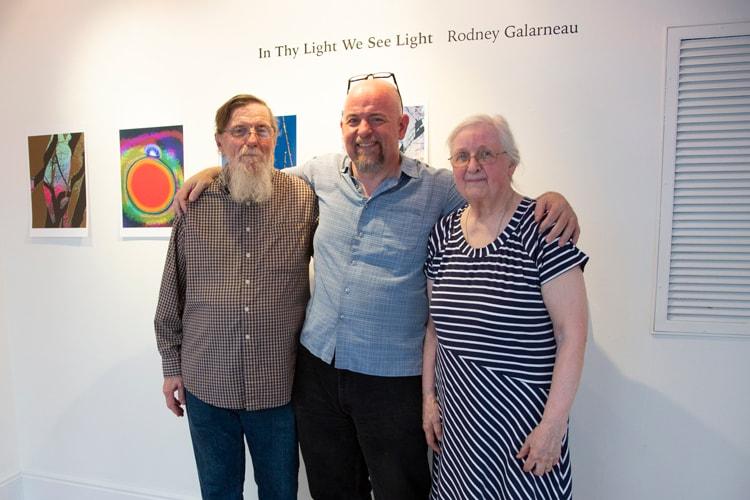 Opening for Rodney Galarneau