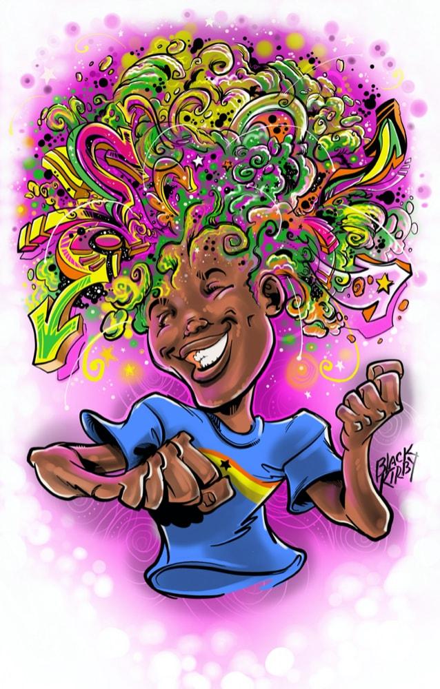 Black Creativity Matters - #BlackMatters 2020 - Stacey Robinson - CEPA Gallery - Buffalo NY