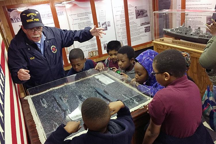 Mapping Community After School Program - Community Arts Programs - Arts Education - CEPA Gallery - Buffalo NY