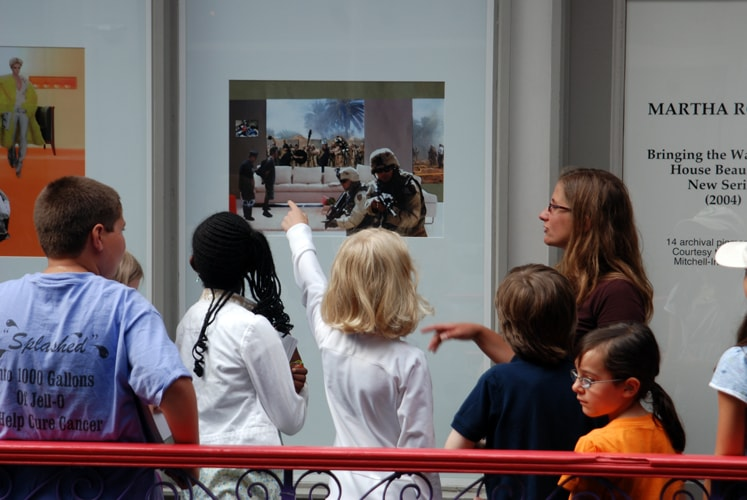 Field Trips to CEPA - Arts Education - CEPA Gallery - Buffalo NY
