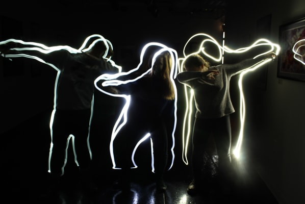 Light Painting Photography Workshop - Field Trips to CEPA - Arts Education - CEPA Gallery - Buffalo NY
