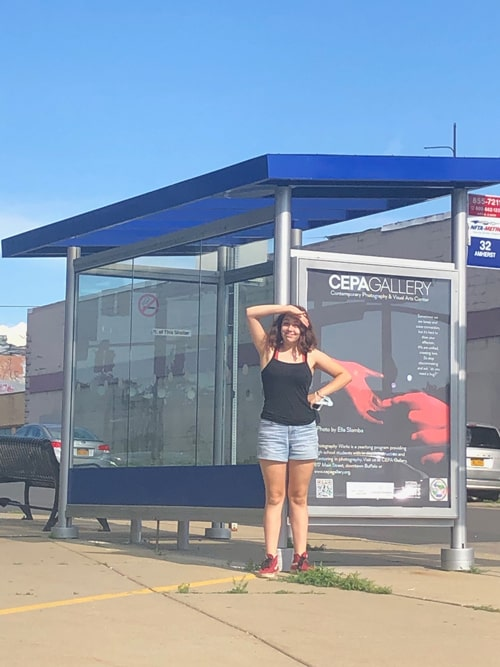 Photography Works Bus Shelters