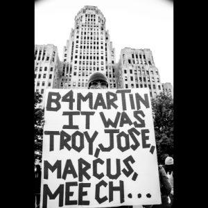 B4 Martin Gugino - Hope Rebellion and Justice - Tito Ruiz - Exhibit 2020 - CEPA Gallery - Buffalo NY © 2020 Tito Ruiz