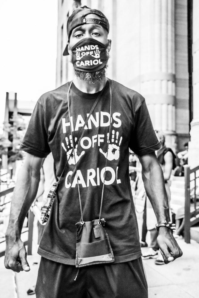 Hope Rebellion and Justice - Tito Ruiz - Exhibit 2020 - CEPA Gallery - Buffalo NY © 2020 Tito Ruiz
