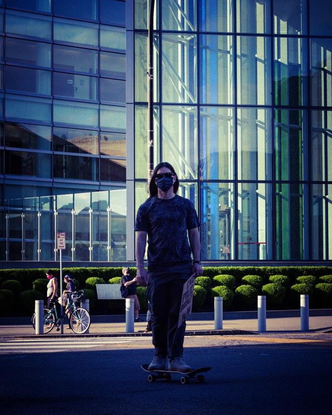 Brianna Johnson - Untitled - Buffalo NY June 8 2020 - When You Can't Find The Words - CEPA Gallery - Buffalo NY