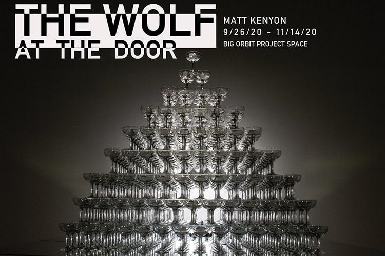 The Wolf at the Door, Matt Kenyon 2020