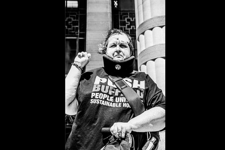By Any Means Necessary - Hope Rebellion and Justice - Tito Ruiz - Exhibit 2020 - CEPA Gallery - Buffalo NY © 2020 Tito Ruiz