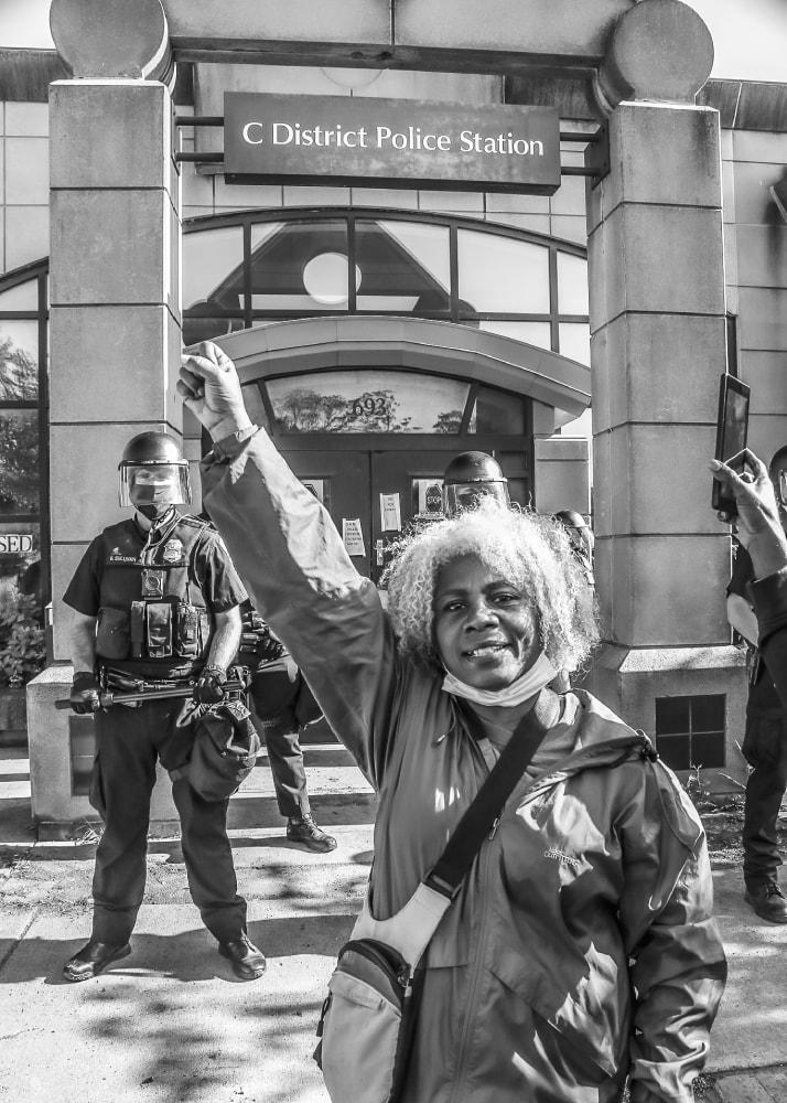 C District Redemption - Hope Rebellion and Justice - Tito Ruiz - Exhibit 2020 - CEPA Gallery - Buffalo NY © 2020 Tito Ruiz