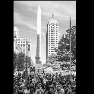 Change Starts With Me - Hope Rebellion and Justice - Tito Ruiz - Exhibit 2020 - CEPA Gallery - Buffalo NY © 2020 Tito Ruiz