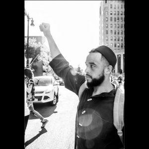 Free Deyana Davis - Hope Rebellion and Justice - Tito Ruiz - Exhibit 2020 - CEPA Gallery - Buffalo NY © 2020 Tito Ruiz