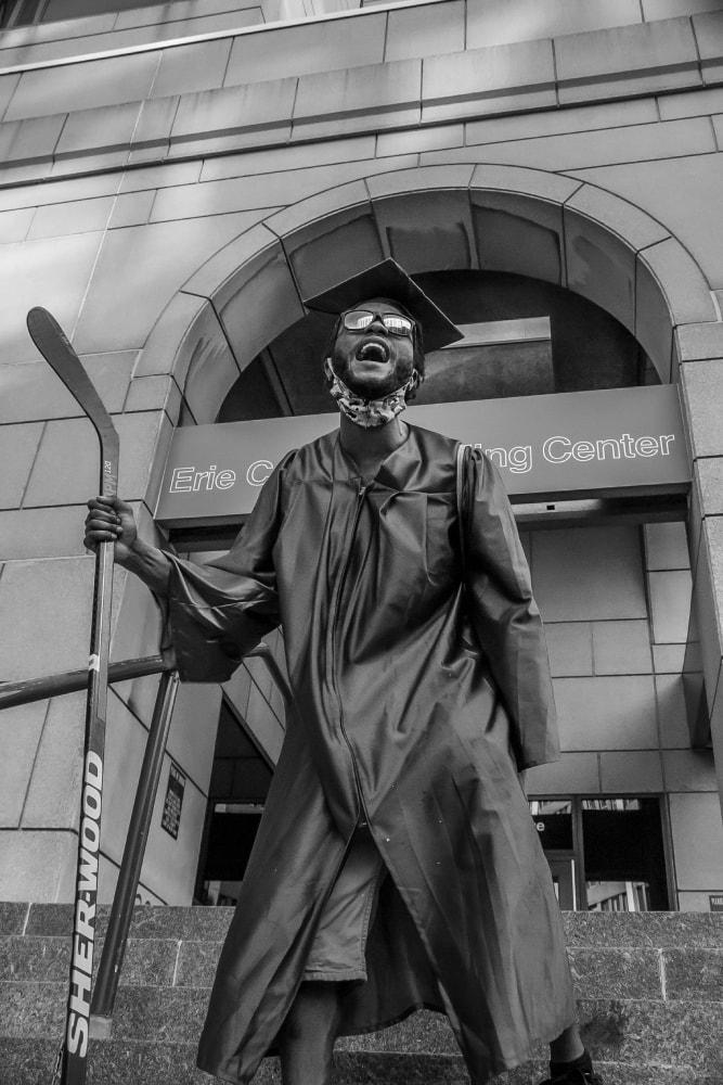 Graduation Day - Hope Rebellion and Justice - Tito Ruiz - Exhibit 2020 - CEPA Gallery - Buffalo NY © 2020 Tito Ruiz