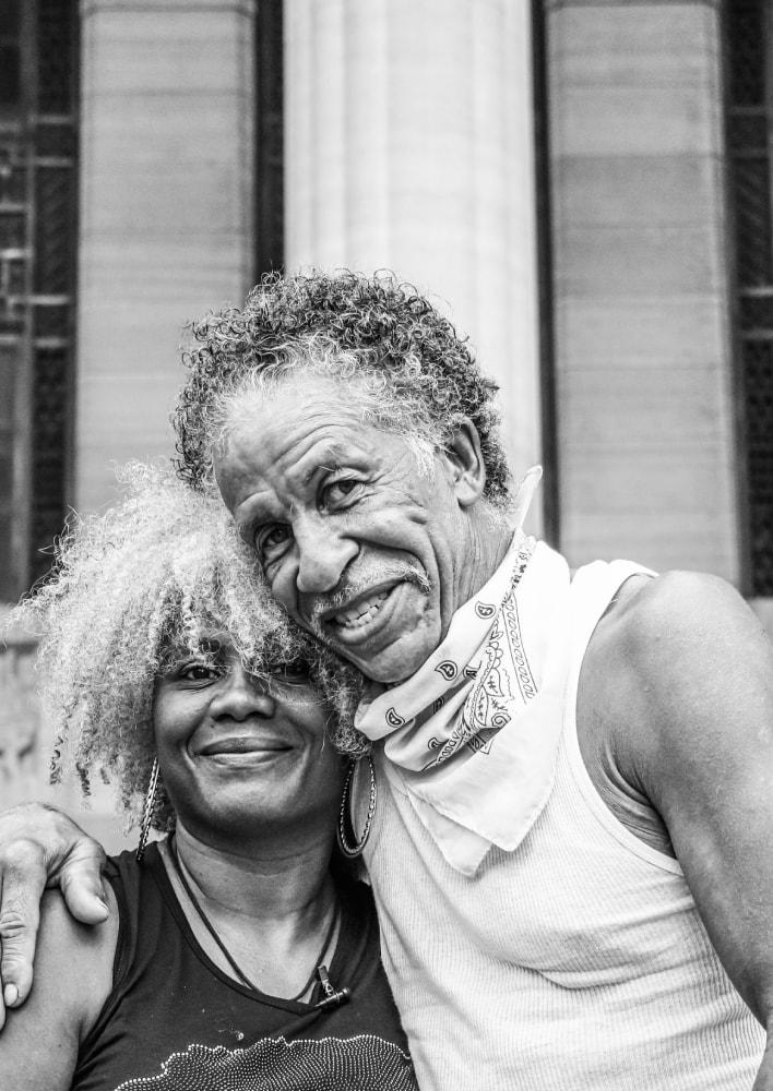 I Can Breathe - Hope Rebellion and Justice - Tito Ruiz - Exhibit 2020 - CEPA Gallery - Buffalo NY © 2020 Tito Ruiz