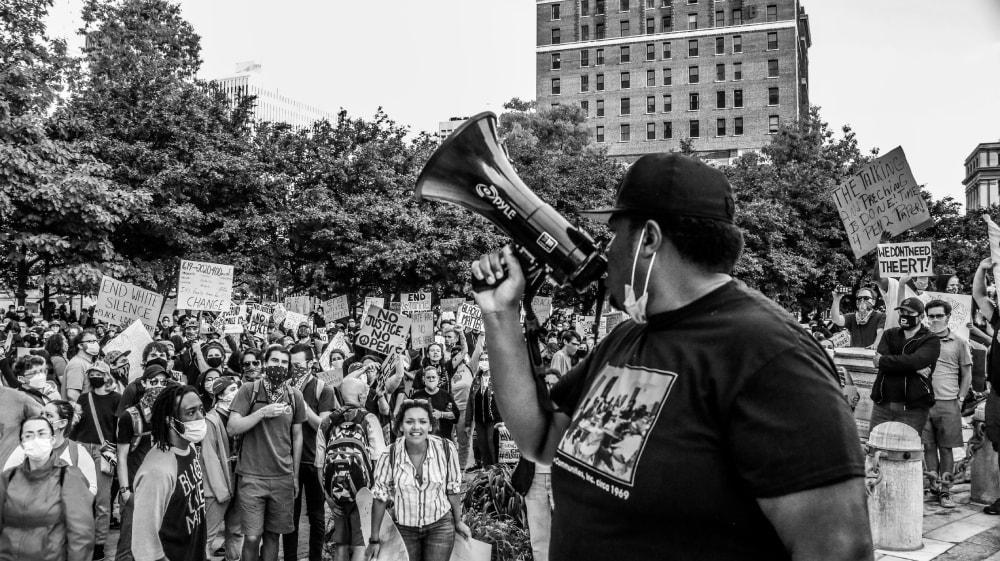 Move The Crowd - Hope Rebellion and Justice - Tito Ruiz - Exhibit 2020 - CEPA Gallery - Buffalo NY © 2020 Tito Ruiz