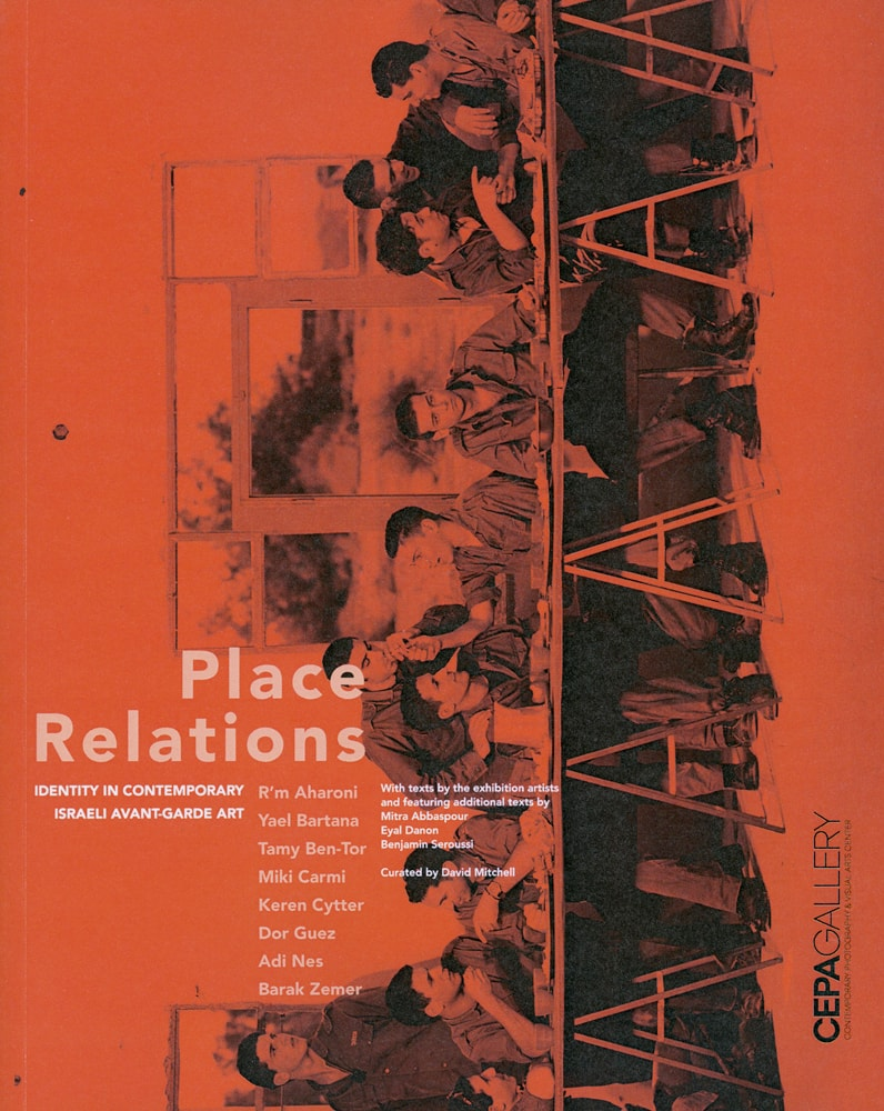Place Relations Catalog 2019 - Publications - CEPA Gallery - Buffalo NY