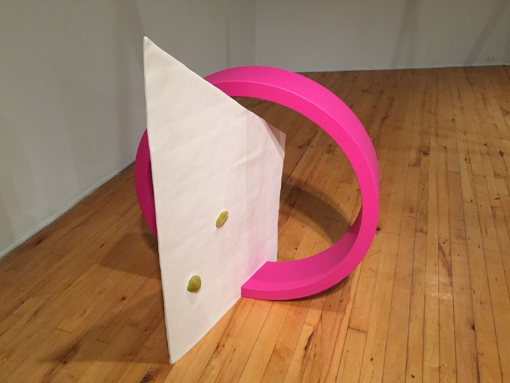 Rebecca Wing - Vehicularish - Big Orbit Project Space 2019 - CEPA Gallery - Buffalo NY