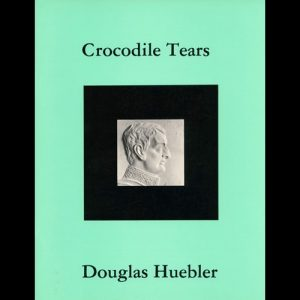 Crocodile Tears by Douglas Huebler 1985