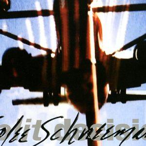 publication cover for split decision by carolee schneemann