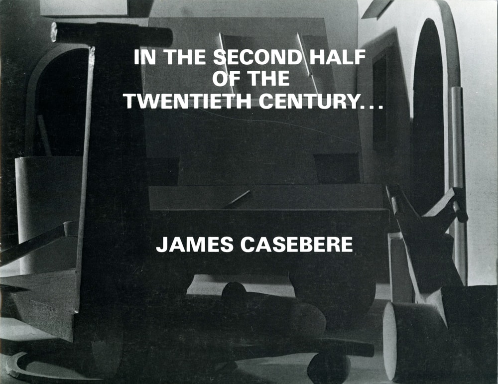 In the Second Half of the Twentieth Century by James Casebere