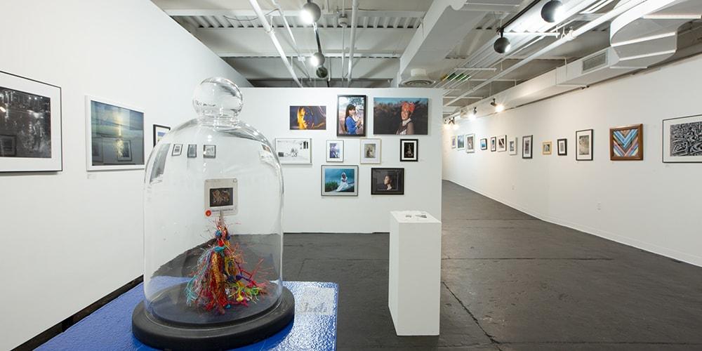 Photo of 2020 members' exhibition