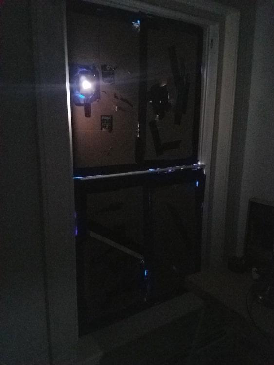 Alex Cassetti and Wes Winter's camera obscura