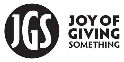 Joy of Giving Something Logo