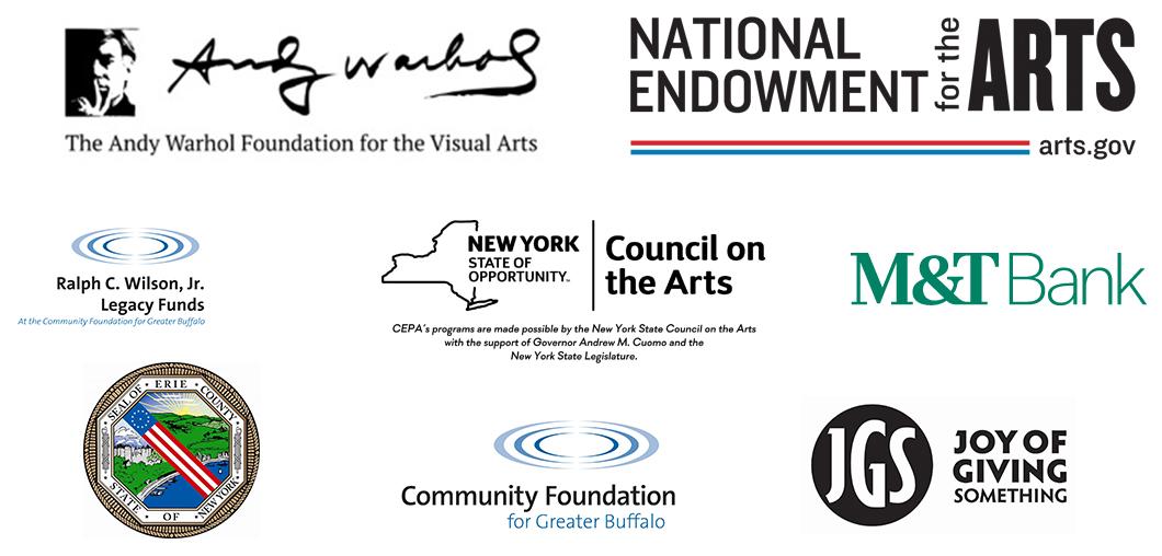general funders logo
