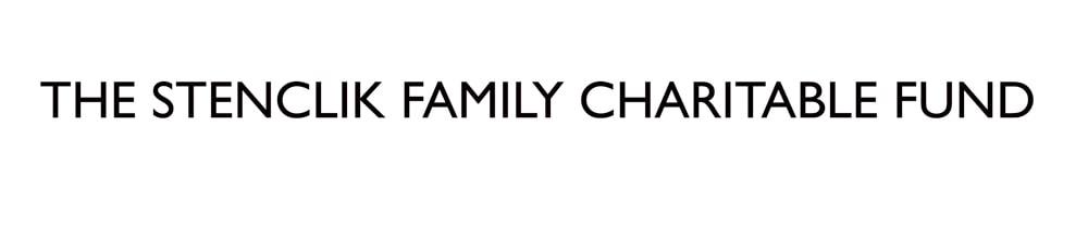 Stenclik Family Charitable Fund Logo