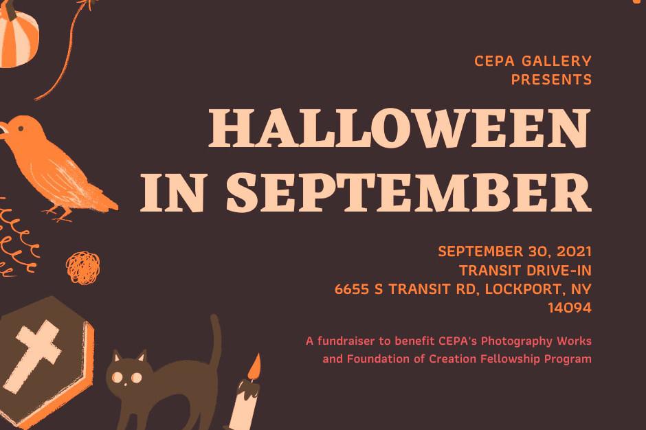 Halloween in September