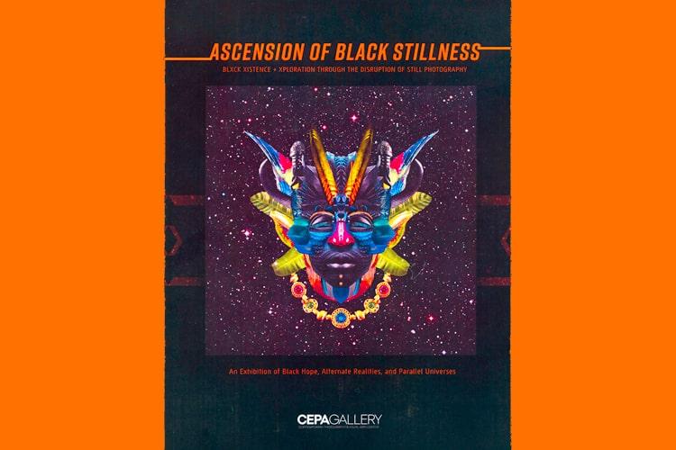 Ascension of Black Stillness Catalog